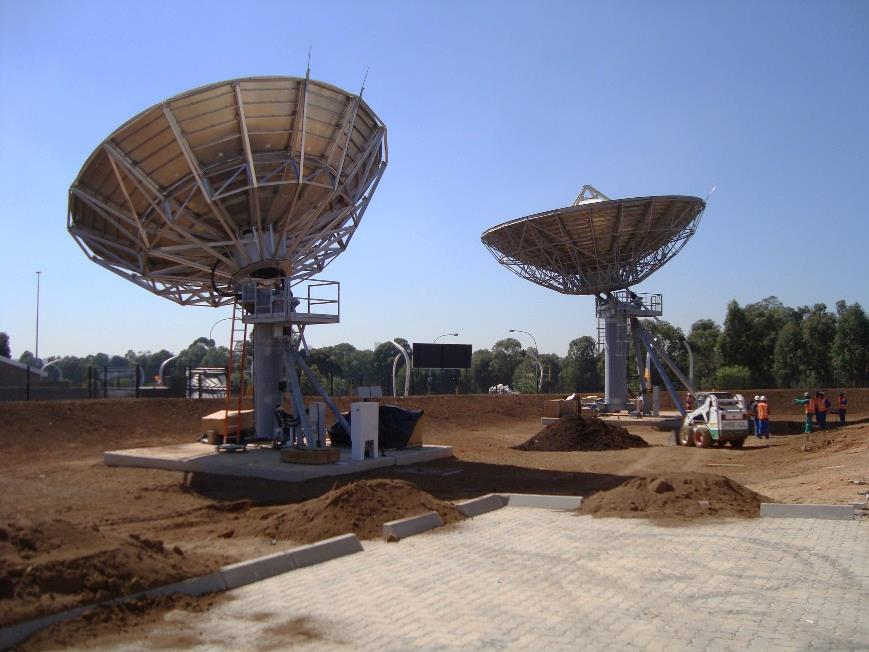 Antenna systems to Sentech Ltd for Soccer World Cup 2010