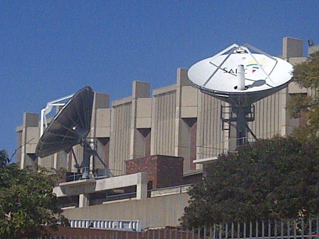 Turnkey Supply and Installation at the South African Broadcast Corporation